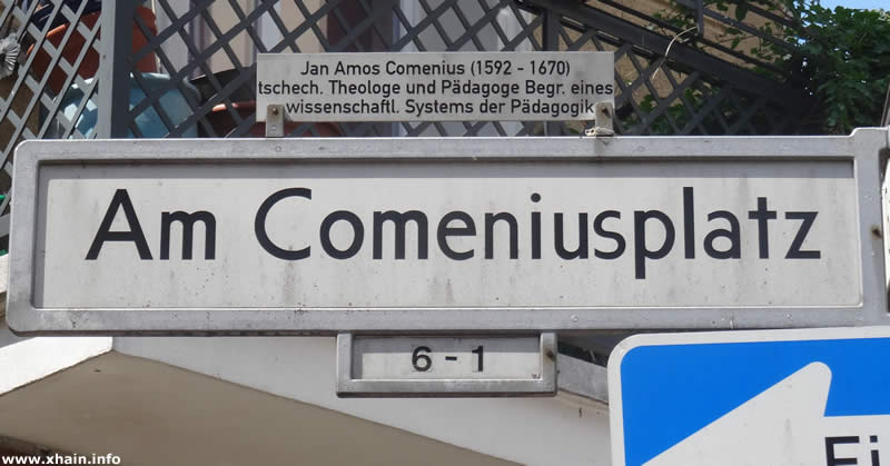 Am Comeniusplatz