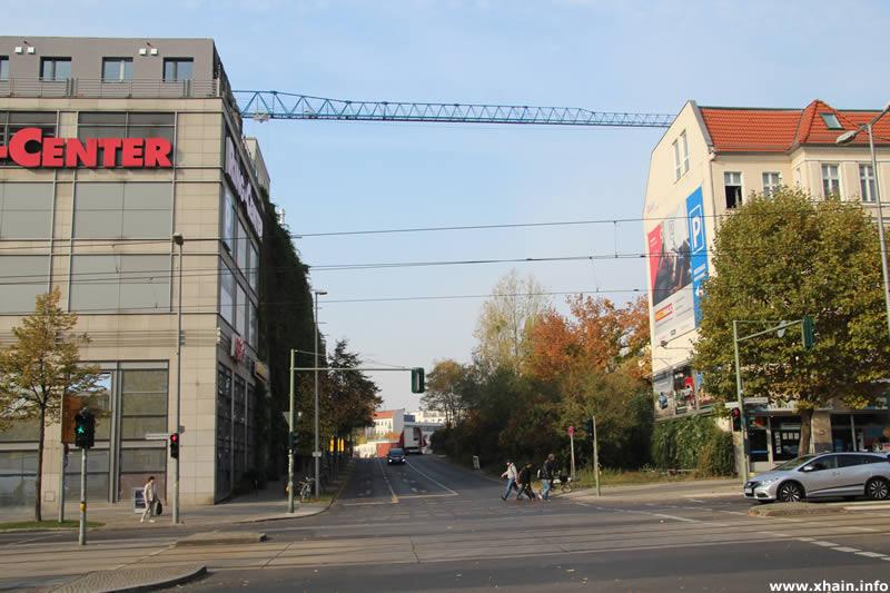 Am Containerbahnhof / Möllendorffstraße
