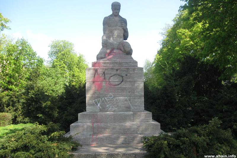 Kriegerdenkmal Baerwaldstraße