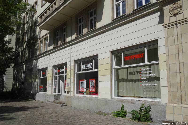Der Rote Laden -  DIE LINKE. Bezirksverband Friedrichshain-Kreuzberg