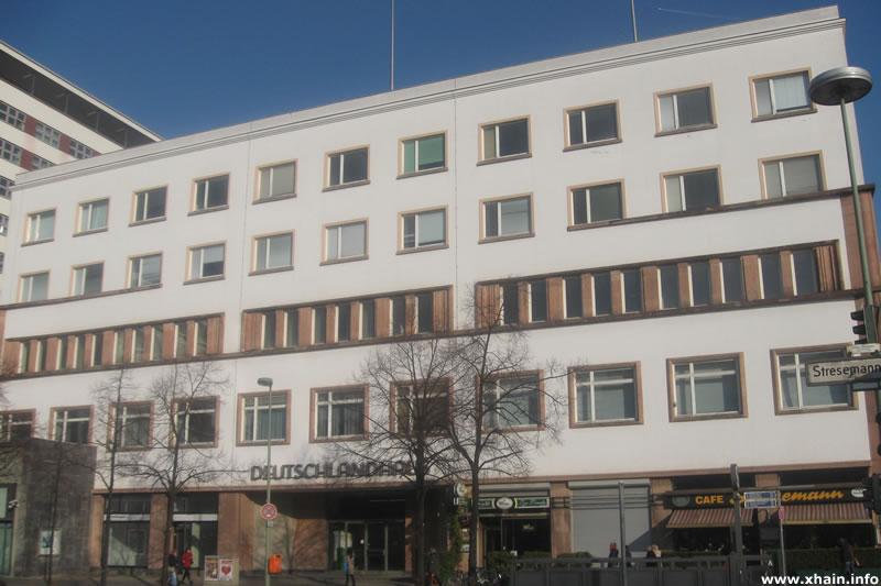 Deutschlandhaus