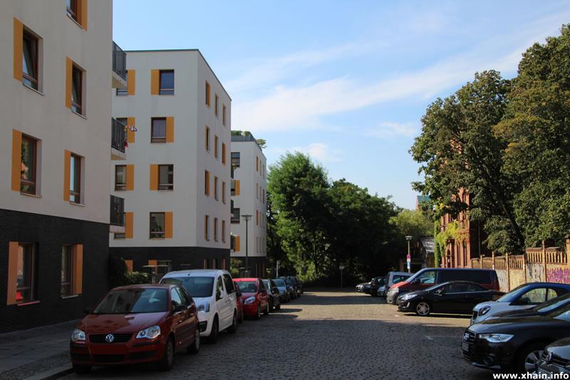 Diestelmeyerstraße Ecke Matthiasstraße