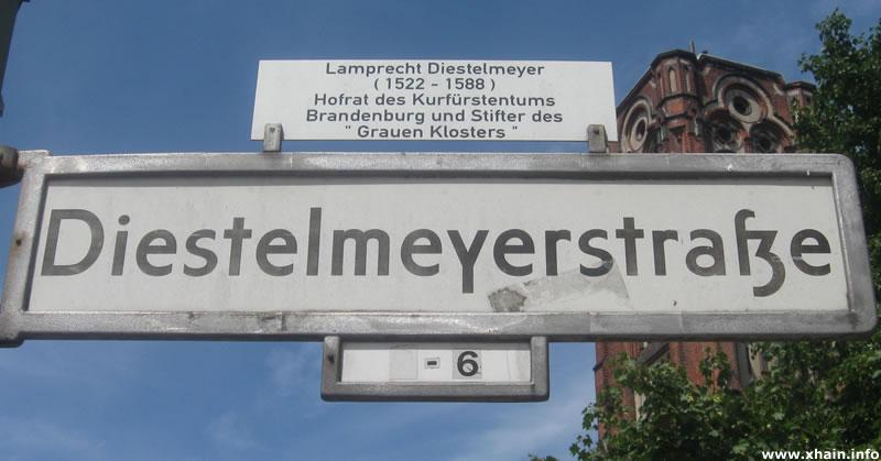 Diestelmeyerstraße