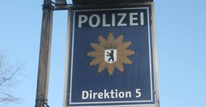 Direktion 5 - Referat Zentrale Aufgaben - Verkehrsdienst