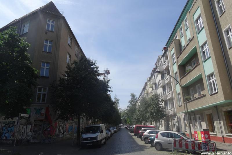 Dirschauer Straße Ecke Simplonstraße