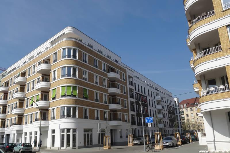 Döringstraße, Ecke Revaler Straße