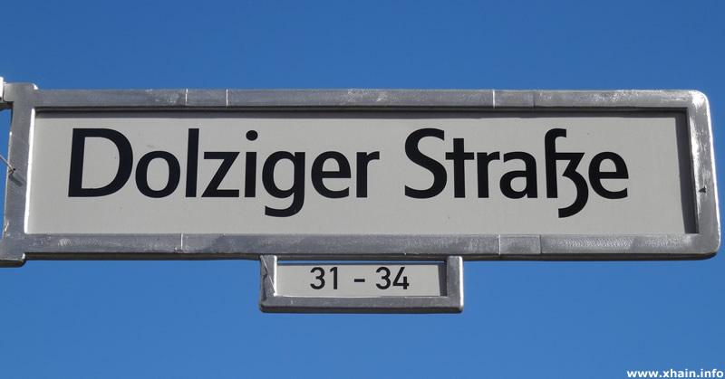 Dolziger Straße