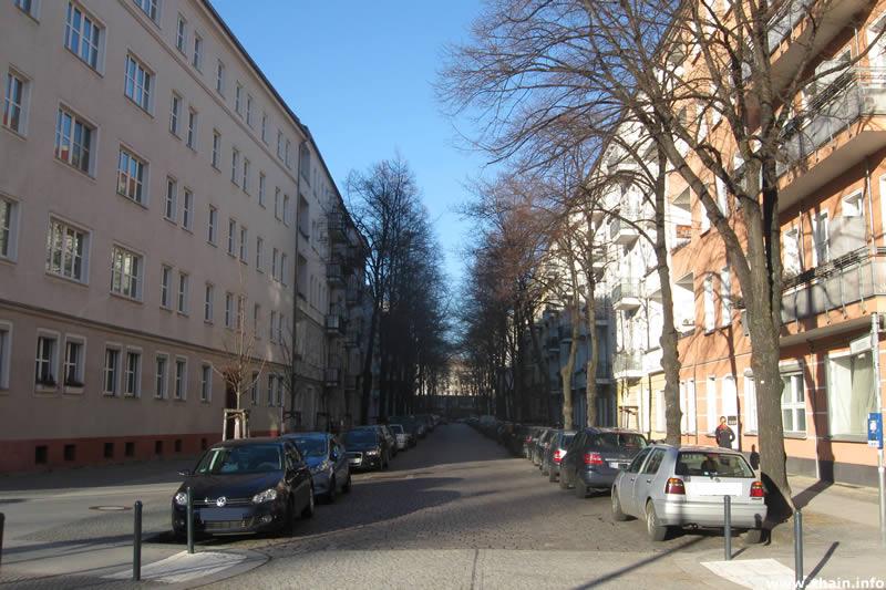 Dossestraße Ecke Oderstraße