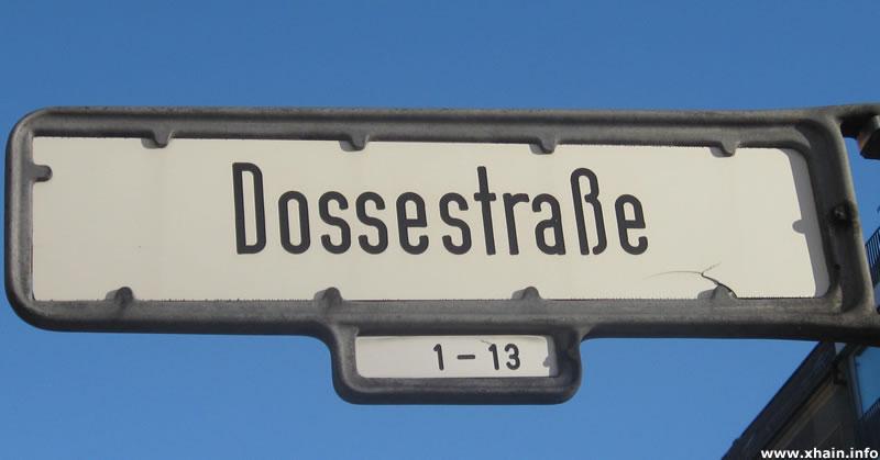 Dossestraße