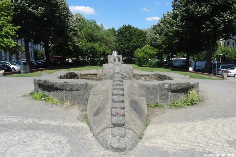 Drachenbrunnen am Oranienplatz