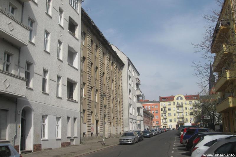 Eckertstraße