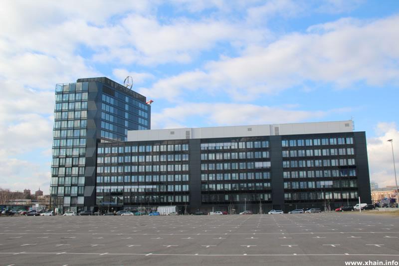 Parkplatz an der Edith-Kiss-Straße