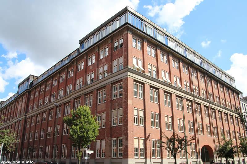 Ehrenbergstraße Ecke Rother Straße