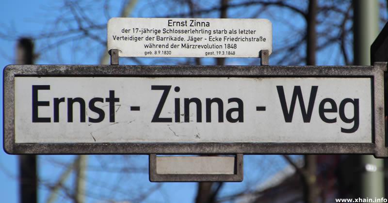 Ernst-Zinna-Weg