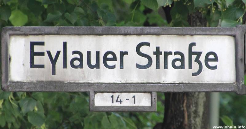 Eylauer Straße
