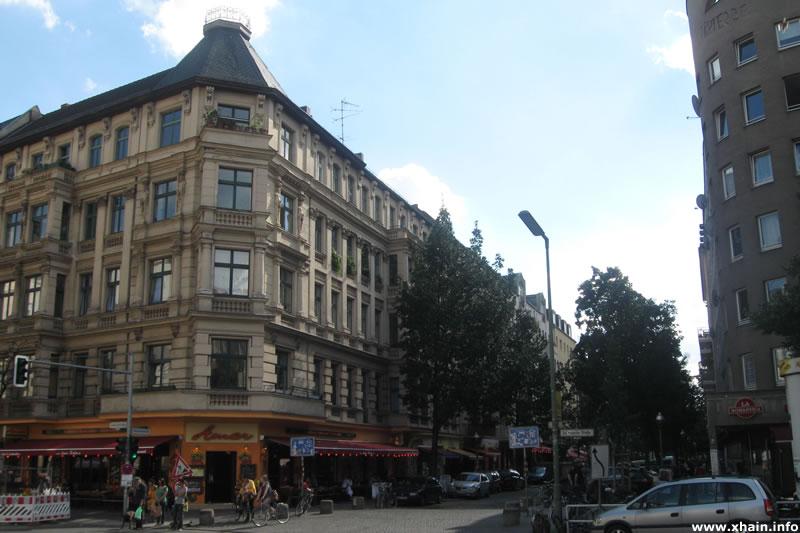 Falckensteinstraße Ecke Schlesische Straße
