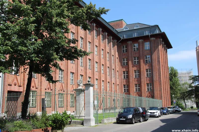 Feilnerstraße / Reichsschuldenverwaltung