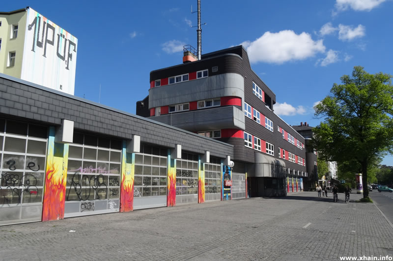 Feuerwache Kreuzberg - Wiener Straße