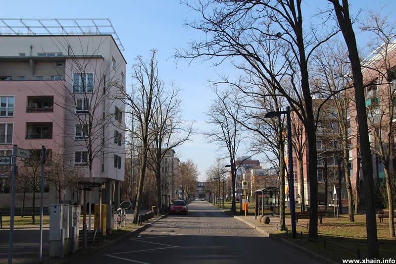 Fischzug Ecke Friedrich-Junge-Straße (Bushaltestelle)