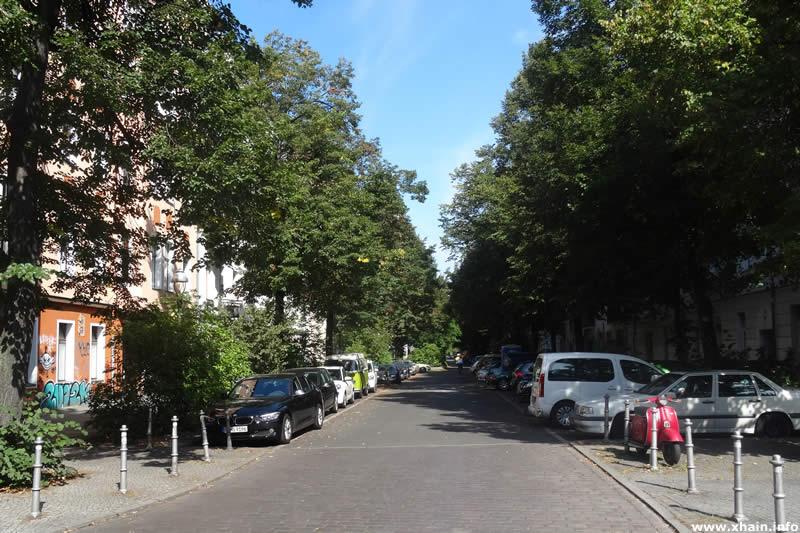 Forster Straße in Kreuzberg