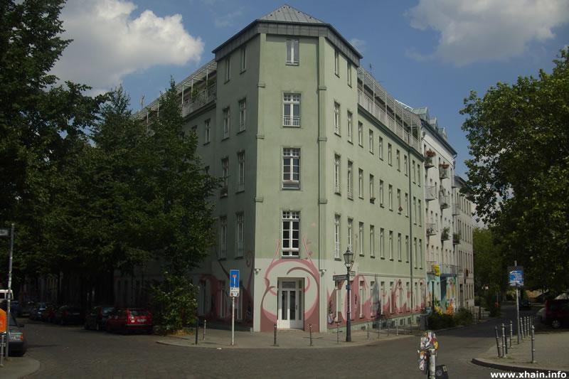 Fraenkelufer Ecke Admiralstraße