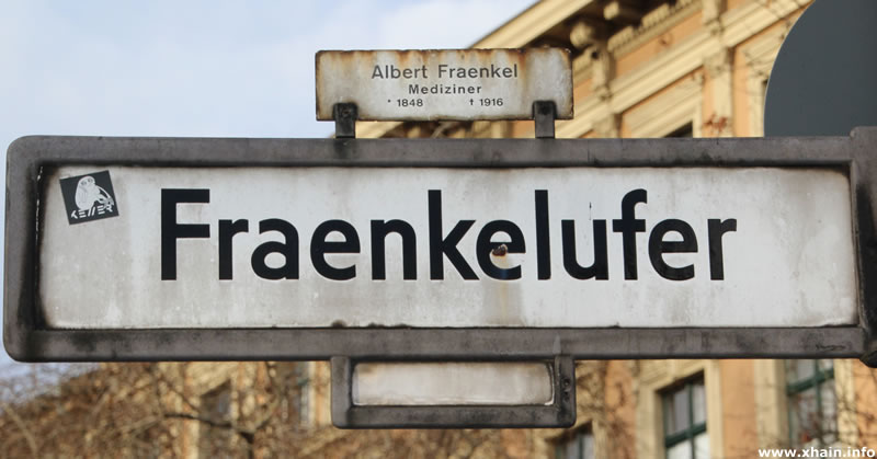 Fraenkelufer