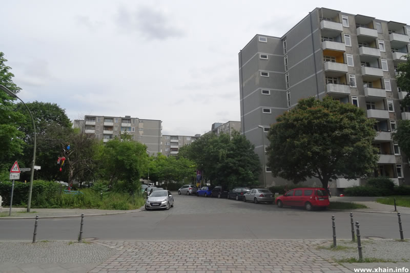 Franz-Künstler-Straße Ecke Alte Jakobstraße