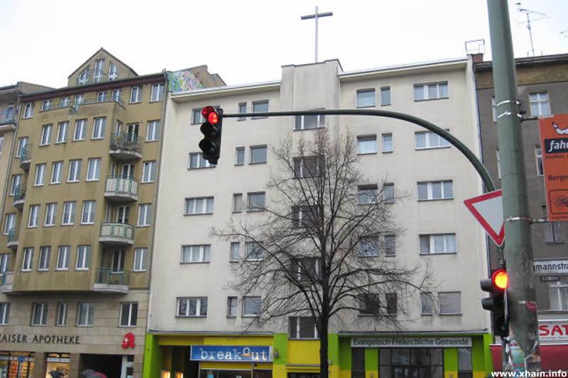 Freikirche Bergmannstraße