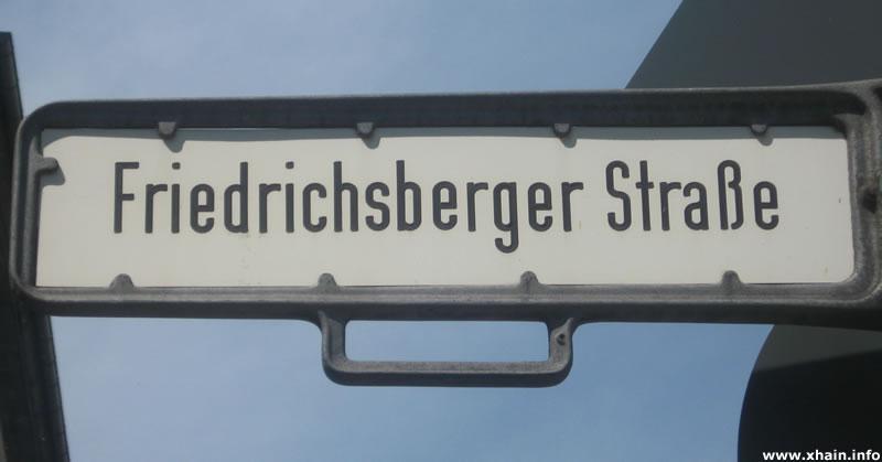 Friedrichsberger Straße