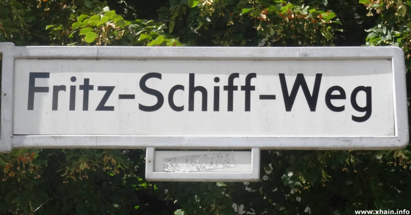 Fritz-Schiff-Weg
