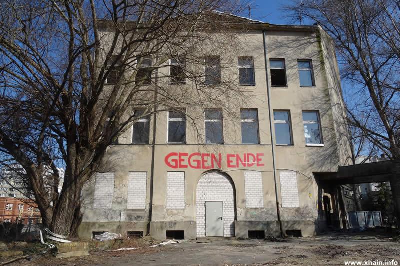 Enckestraße 4a - Gegen Ende