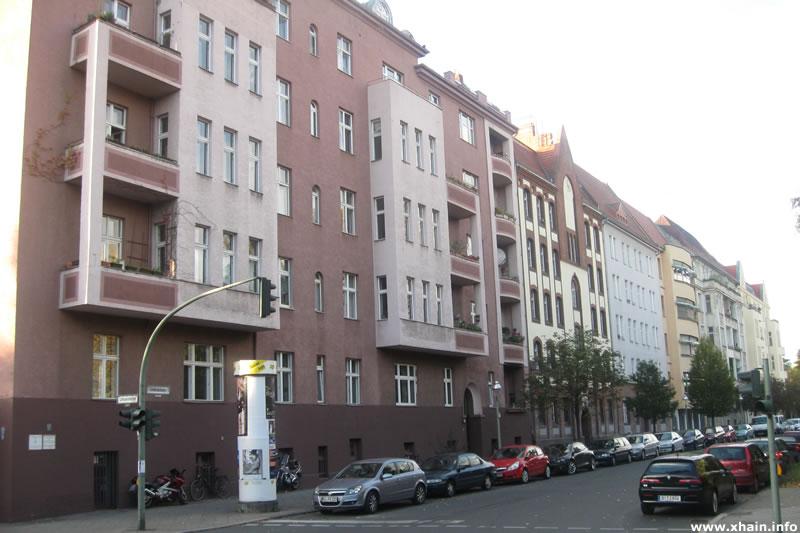 Geibelstraße Ecke Urbanstraße