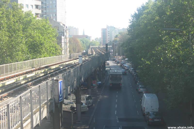 Gitschiner Straße / U-Bahnhof Prinzenstraße