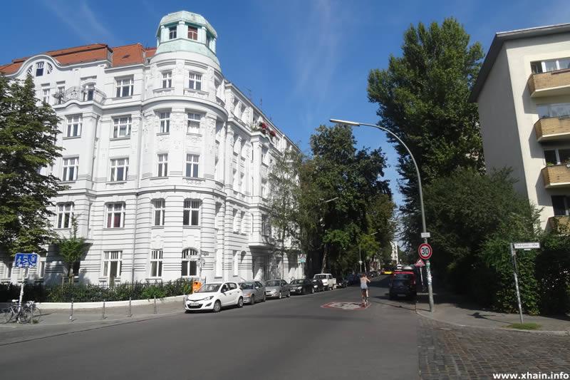 Glogauer Straße Ecke  Paul-Lincke-Ufer