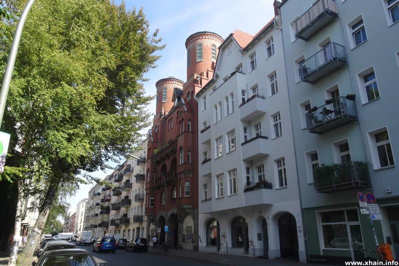 Marthakirche in der Glogauer Straße