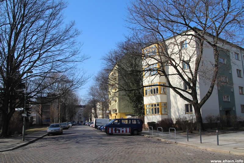 Graudenzer Straße Ecke Lasdehner Straße
