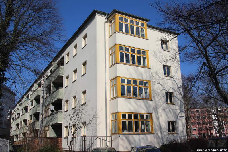 Graudenzer Straße 21 a-e (Wohnzelle Friedrichshain)