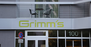 Grimm's Hotel