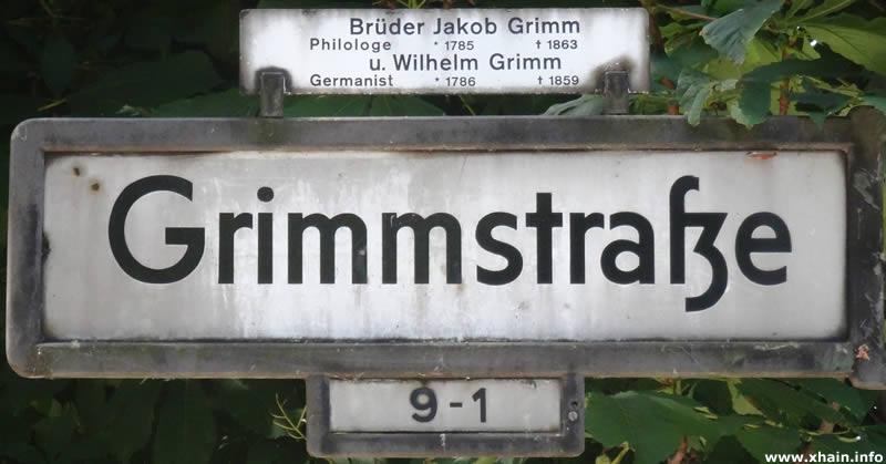 Grimmstraße