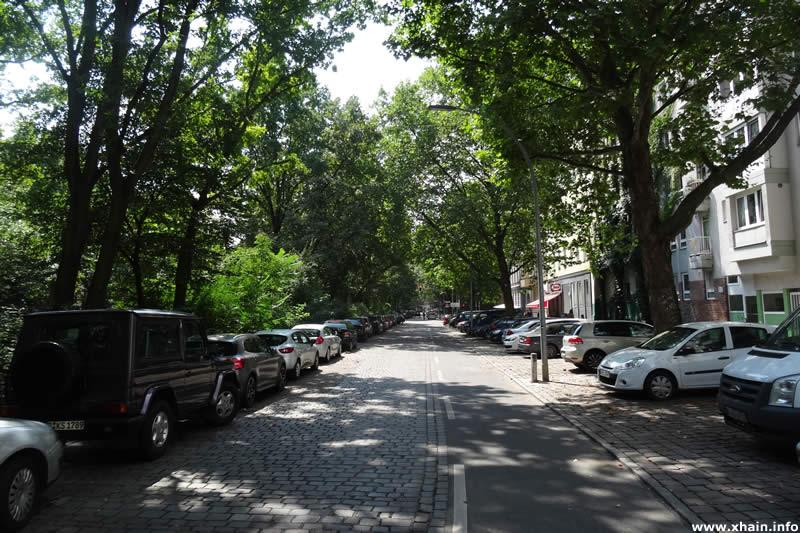 Grimmstraße (West)