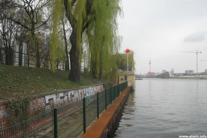 Gröbenufer / May-Ayim-Ufer 2012
