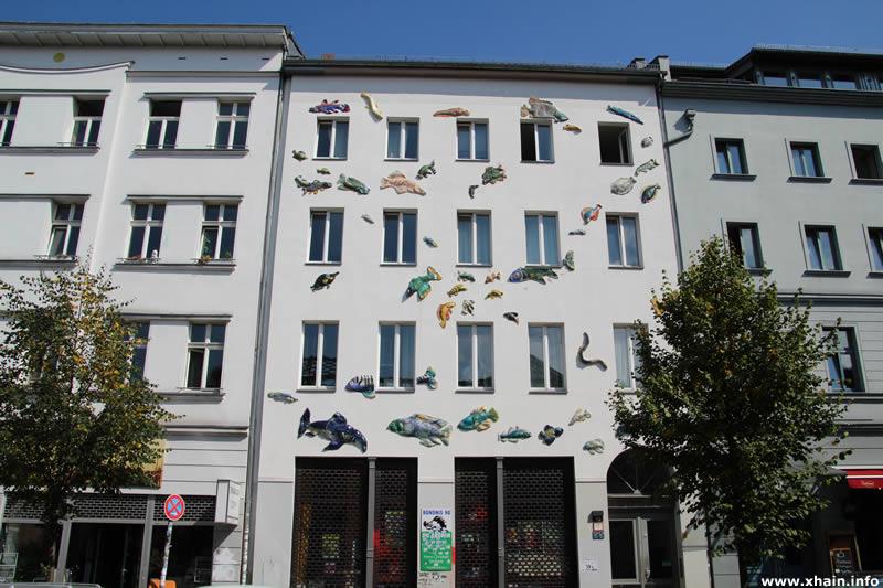 Kreisgeschäftsstelle der Grünen Friedrichshain-Kreuzberg