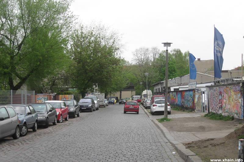 Haasestraße, ehemalige Autowerkstatt