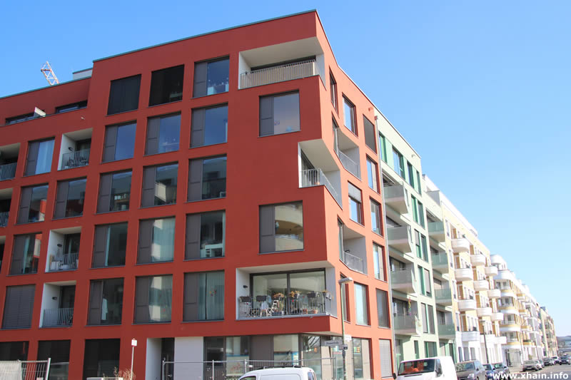 Haasestraße Ecke Revaler Straße