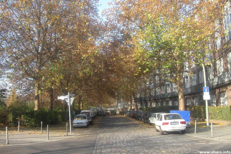 Hafenplatz Ecke Schöneberger Straße