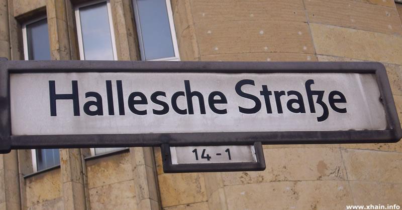 Hallesche Straße
