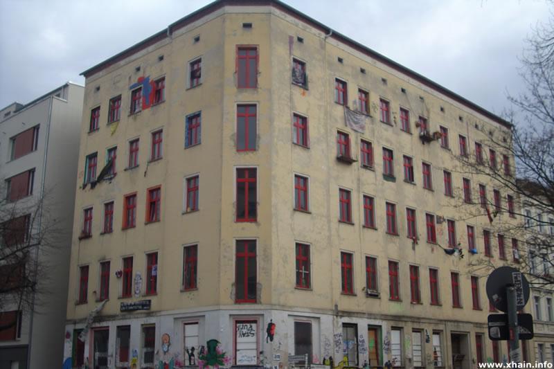 Hausprojekt Scharnweberstraße 38