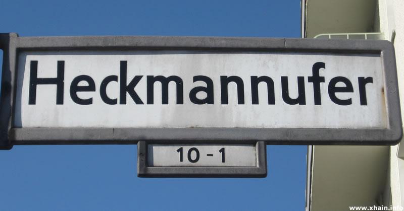 Heckmannufer