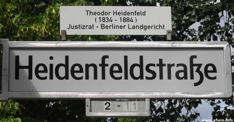Heidenfeldstraße