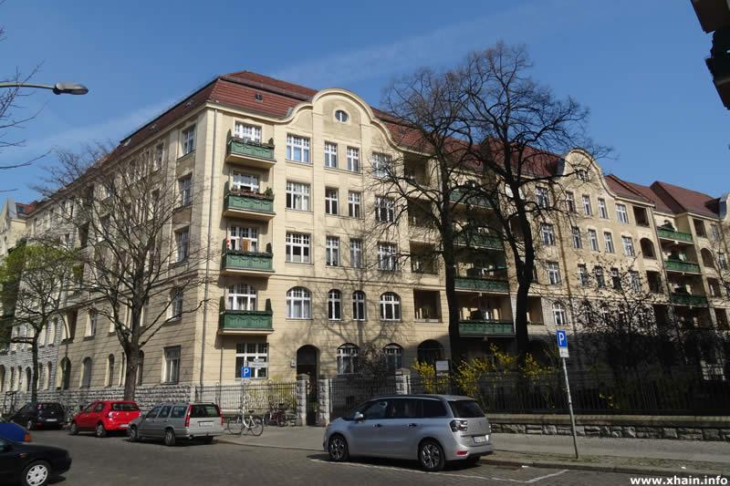 Helenenhof, Ecke Gryphiusstraße